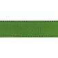 Cuir 30 mm grainé vert pomme