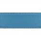 Cuir 40 mm souple bleu ciel