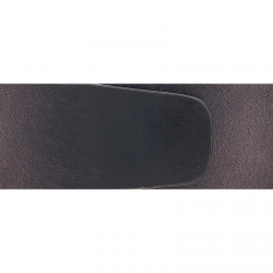 Cuir 40 mm ceinturon noir